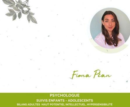 Fiona Péan